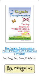 The Organic Transformation 2 Step Weight Loss & Wellness Program